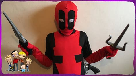 Deadpool Parody For Kids Youtube