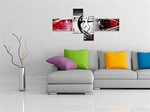Tableau Salon Design : tourdissant tableau salon design avec chambre hexoa ~ Teatrodelosmanantiales.com Idées de Décoration