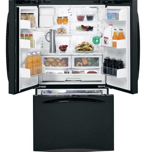 ge profile energy star  cu ft french door refrigerator pfsfpkxbb ge appliances