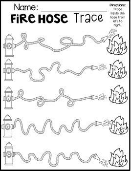 fire safety worksheets for preschoolers safety math and literacy worksheets for preschool by 226