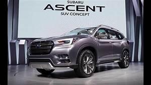 2020 Subaru Ascent  Review  Specs  Arrival