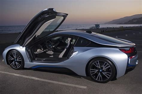 Bmw I8 Pricing And Options Released