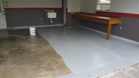 ugl 1 gal gray epoxy e 1 floor paint 209186 at the home