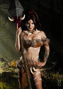 Nidalee (League Of Legends) : cosplaygirls