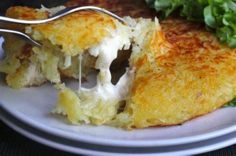 swiss potato aka roesti   souffle