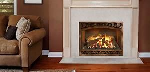 Mendota Dxv Series - Linear Gas Fireplaces