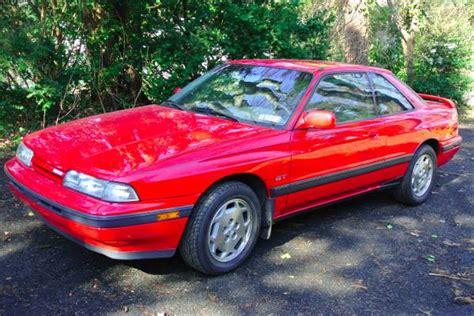 30k Mile 1990 Mazda Mx6 Gt  Bring A Trailer