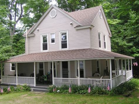 country house with wrap around porch country home design with wraparound porch homesfeed