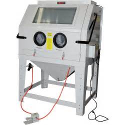 allsource monster abrasive blast cabinet 46in model