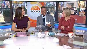 Watch Craig Melvin blush during 'Would You Rather' game ...