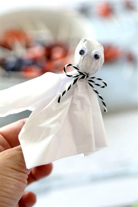 lollipop ghost craft momdot