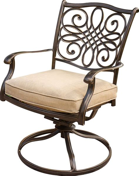 hanover traditions 3 outdoor bistro set with