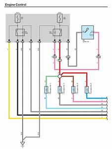 2008 Toyota Yaris Wiring Diagram