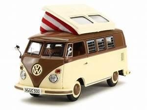 Camping Car Volkswagen : volkswagen combi t1 camping car schuco 1 43 autos ~ Melissatoandfro.com Idées de Décoration