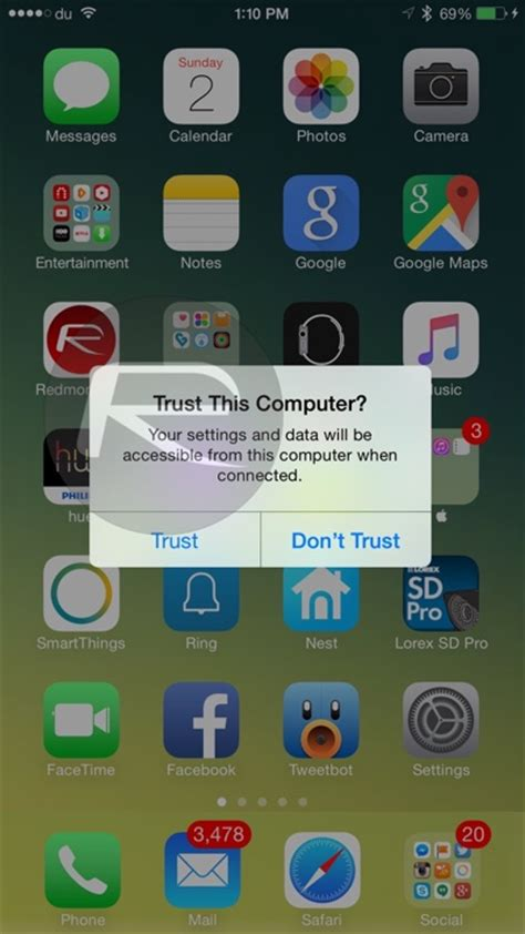 iphone trust this computer fix itunes on windows 10 not detecting recognizing