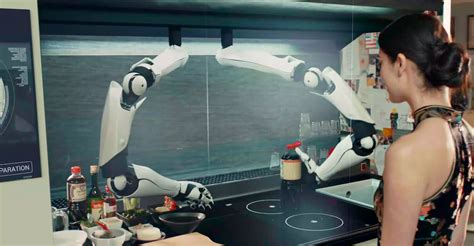robo cuisine robo chef is trained by the best and will cook your dinner