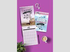 Our favourite calendar designs for 2017 » SAXOPRINT Blog UK
