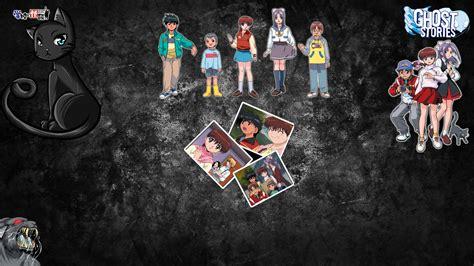 Ghost Stories Anime Wallpaper - gakkou no kaidan anime tv 2000 2001