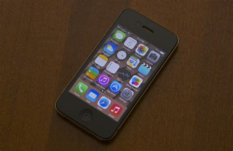 iOS 7.1 on the iPhone 4: As good as it's going to get