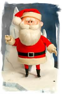 Santa From Rudolph the Red Nosed Reindeer
