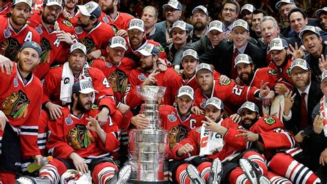 nhl stanley cup final chicago blackhawks