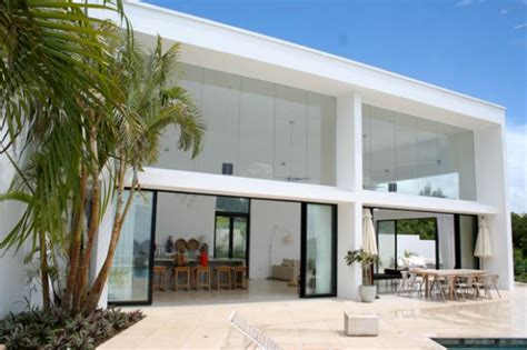 courtyard home atelier house barbados piers sherlock project management