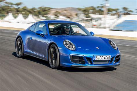 Porsche 911 Carrera 4 Gts (2018) Review