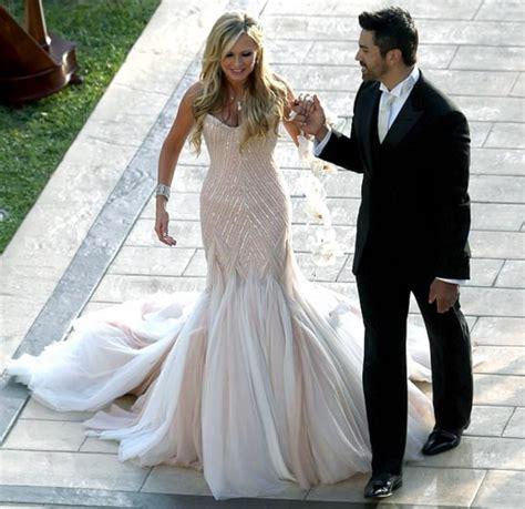 Tamra Barney And Eddie Judge  Celebrity Weddings 2013. Children's Rings. Brushed Nickel Wedding Rings. Geri Hirsch Wedding Rings. Goal Wedding Rings