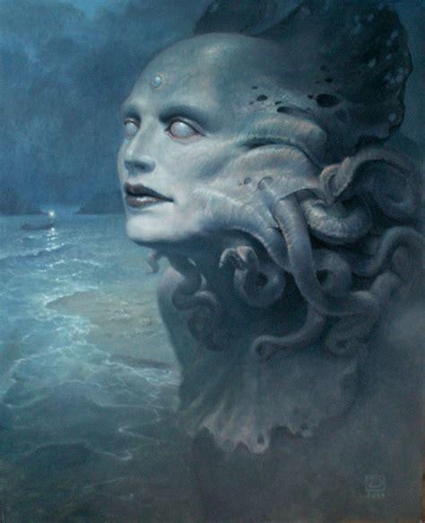 The Dark Fantasy Art Of Dariusz Zawadzki