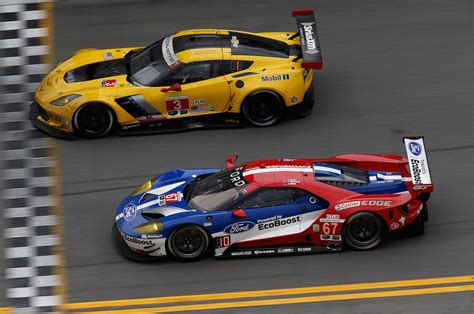 Ford Gt Driver Lineup Announced For Le Mans 24 Hours