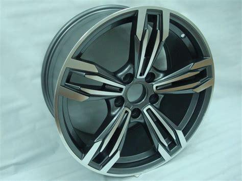 Bmw Rims by 2014 18 Quot M6 Style Wheels Rims Fit Bmw E60 528xi 535xi