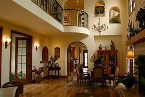 How to achieve a spanish style for Spanish home interior design ideas