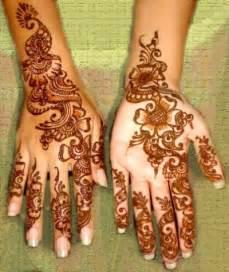 Mehndi Designs: Indian bridal mehndi designs