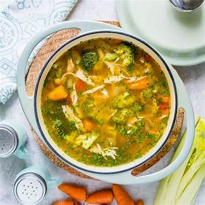 Eat this Detox Soup to Lower Inflammation and Shed Water ...