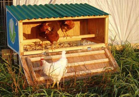 Small Backyard Chicken Coop From Gardeneggs.com