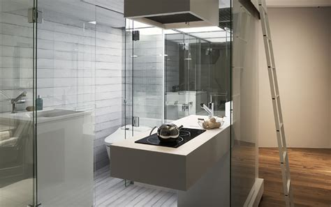 studio bathroom ideas functional and compact bathroom solution for small