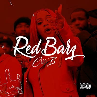 Cardi B - Red Barz - Reviews - Album of The Year