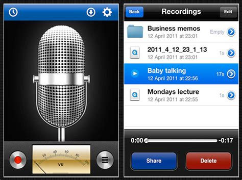 voice recorder iphone top 20 voice recording apps for iphone top apps