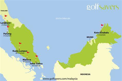 penang malaysia map wwwbilderbestecom