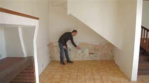 traitement humidite mur interieur choosewellco With traitement humidite mur interieur
