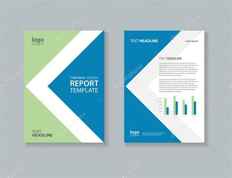 Company St Template by Template For A Standard Book Report