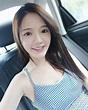 清新可愛的甜美正妹林妍柔 小洋裝大秀美背難得走性感路線 - 華語熱點