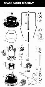 Oil Lantern Parts