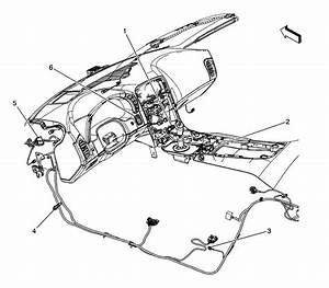 C6 Corvette Rear Suspension Diagram
