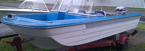 Runabout Boat Cover by Boat Covers For Tri Hull Runabout