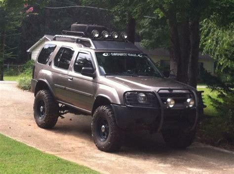 2003 nissan xterra lifted lifted nissan xterra off road