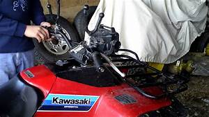 Kawasaki Bayou 300 Update And Start Up
