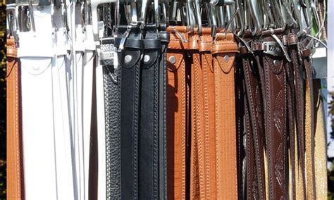11 Different Types Of Belts For Girls