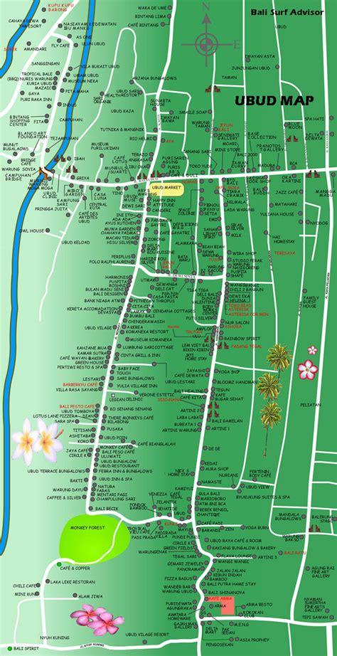 bali tourist attractions map  joshymomoorg