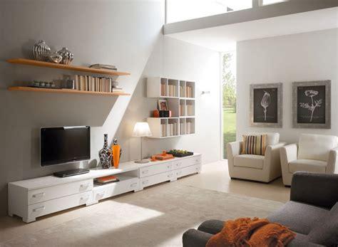 modern living room wall units  storage inspiration